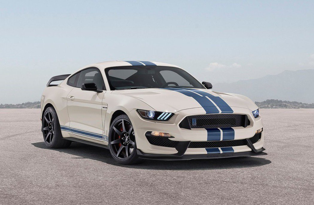 Ford Mustang Shelby GT350 Heritage Edit...