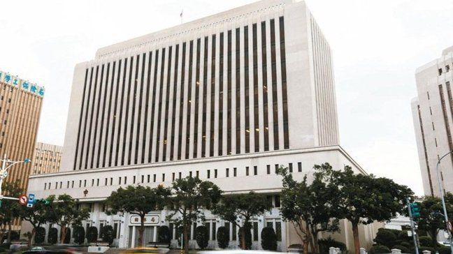 中央銀行。 本報資料照片