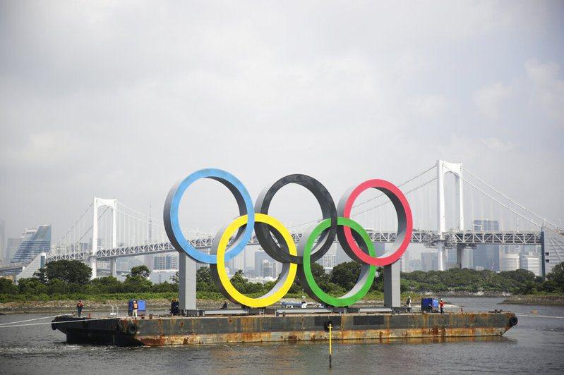 配合東京奧運登場,日本擬於2021年春天開放觀光客「有條件」入境。 圖/美聯社