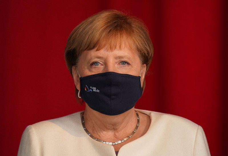 德國總理梅克爾(Angela Merkel)。 歐新社