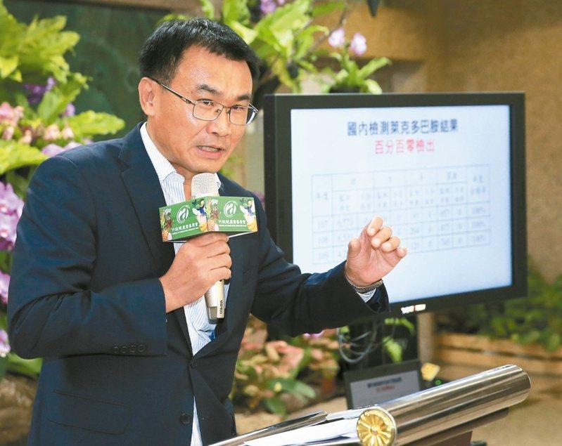 農委會主委陳吉仲說科學人與農委會共同打擊假消息應該獲社會大眾肯定;但事後檢視,原來雙方合作有價。圖/本報資料照片