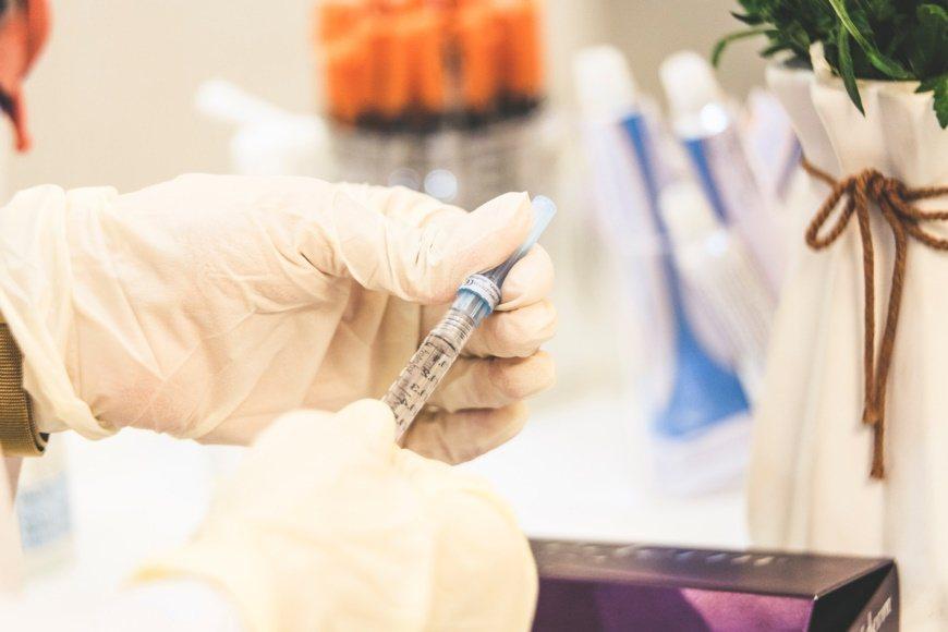 公費流感疫苗5日開打! 圖/unsplash