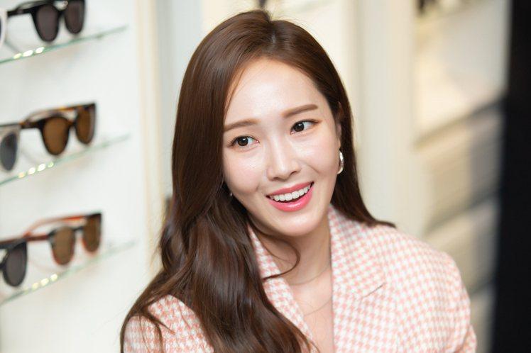 鄭秀妍Jessica Jung。(圖/聯合報系新聞資料庫照片)
