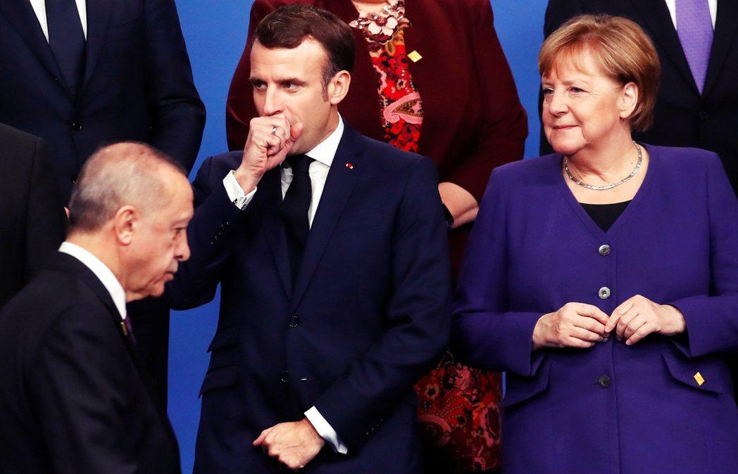 馬克宏企圖透過「地中海七國」(MED7,包含希臘、賽普勒斯、法國、義大利、馬爾他...
