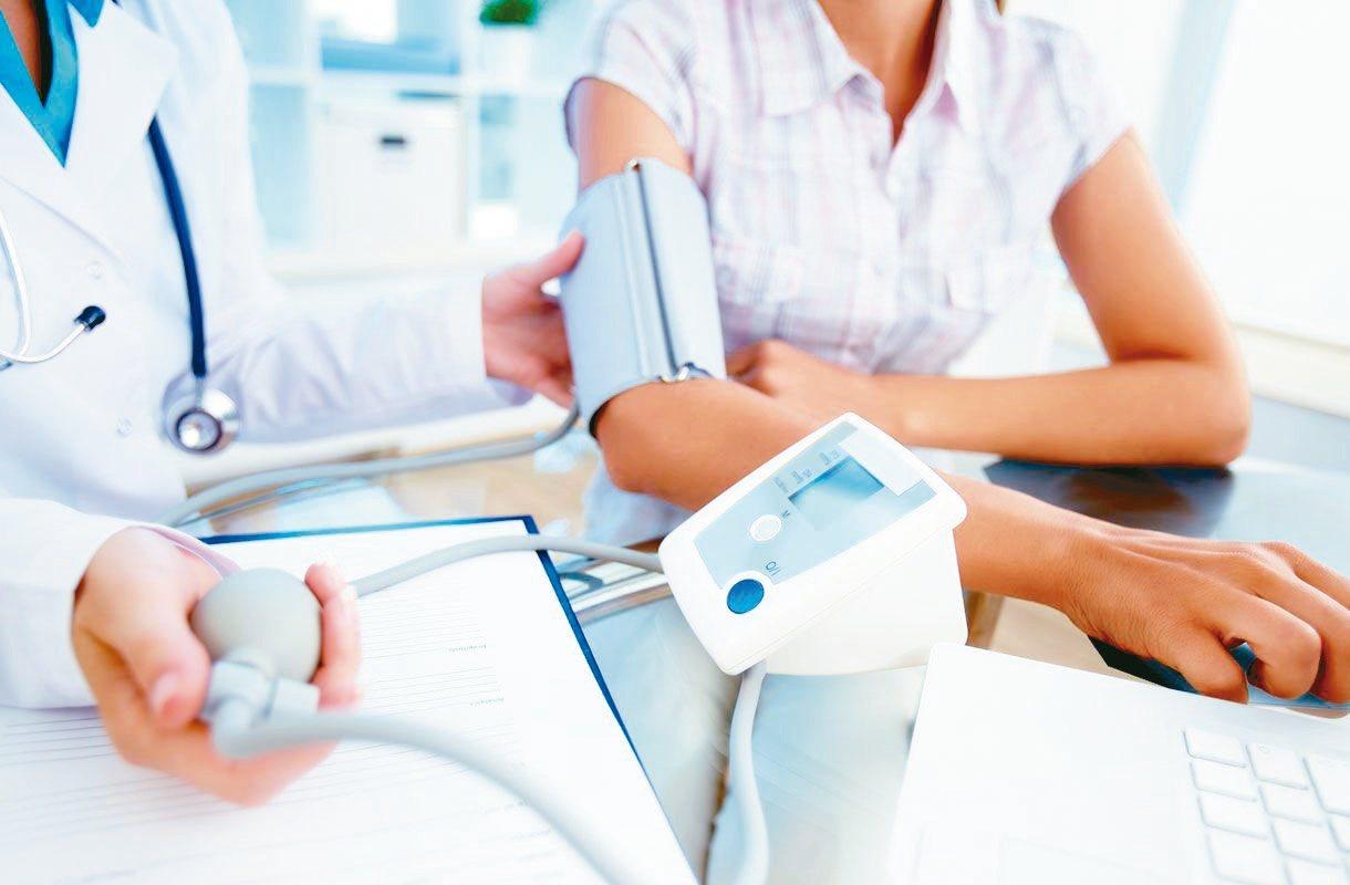 慢性發炎不利於健康,若不注意可能有害人體組織。 圖/北投健康管理醫院提供、資料照...