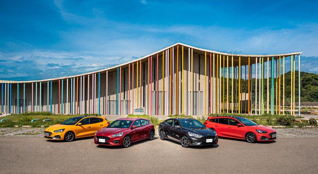 第四代New Ford Focus於9月再繳出1,222台掛牌數,同級市佔近25...