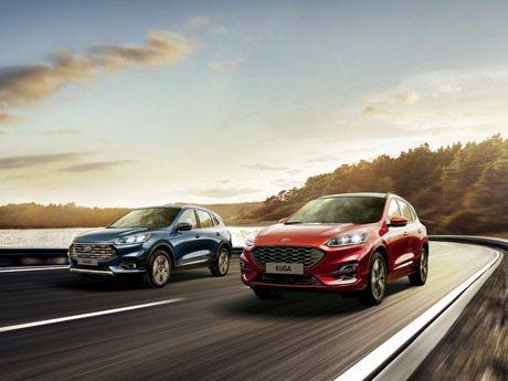 創近14年銷售新高 福特六和十月進行年度歲休升級產線