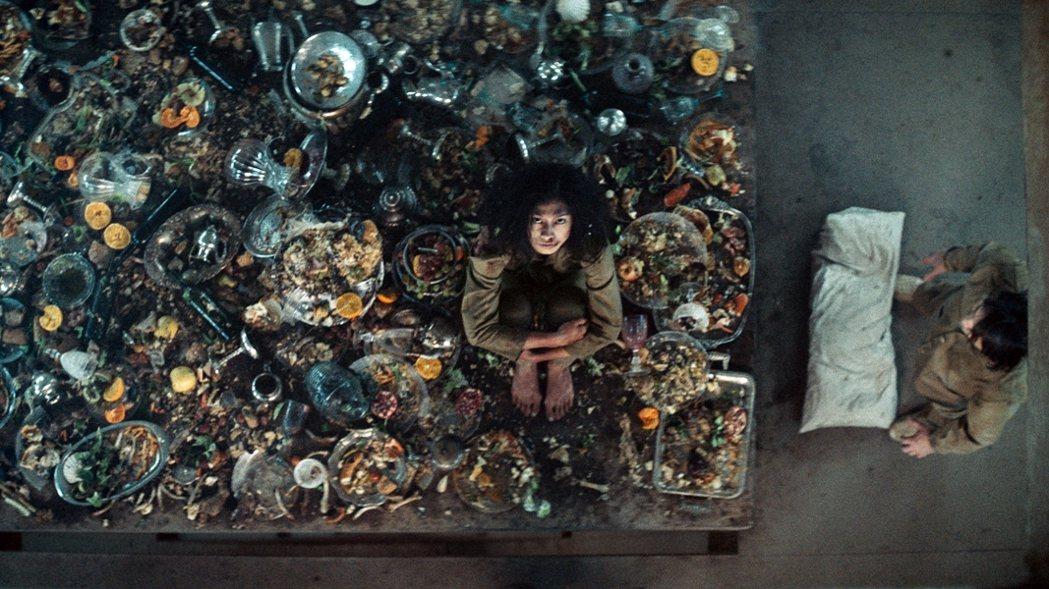 《絕命大平台》劇照。 圖/IMDb