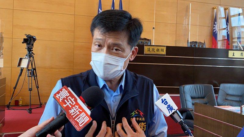 台中市衛生局長曾梓展表示,這批印尼外籍人士上月30日抵台,都住進中西區一家防疫旅館檢疫,隔天晚上10時許起,陸續12人出現腹瀉、噁心、嘔吐、發燒等症狀。聯合報系資料照片/記者趙容萱攝影