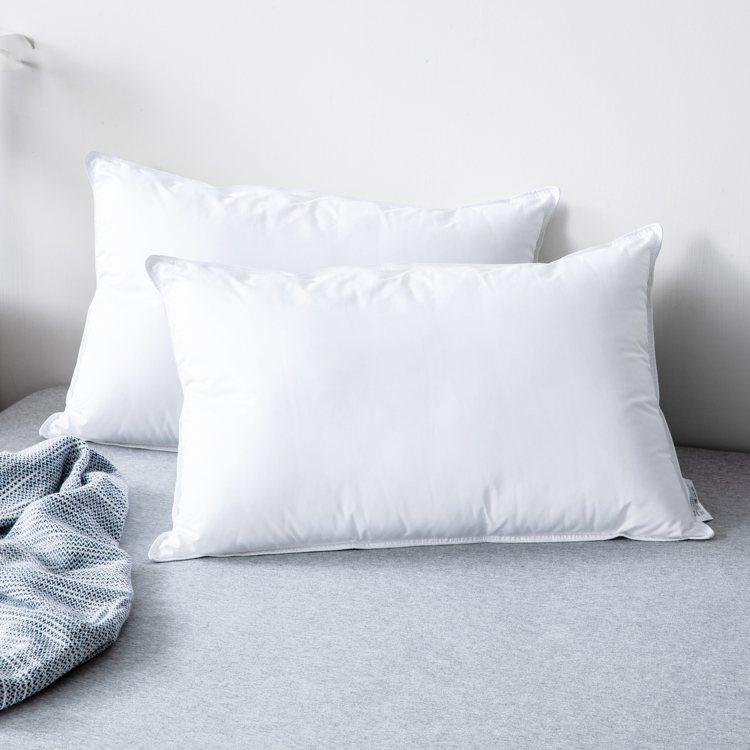 10/18限時尊品可水洗科技纖維對枕(2入)原價2,980元,特價745元,限量...