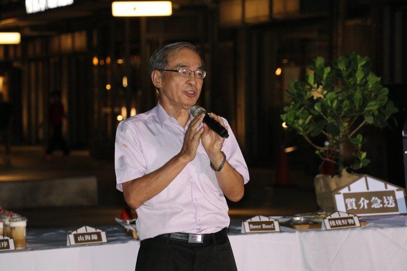 高雄港區土地開發公司總經理洪東煒。圖/土開公司提供
