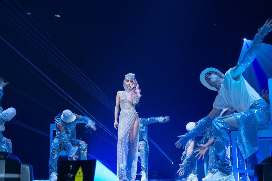 蔡依林「Ugly Beauty」世界巡演高雄站時間出爐。圖/凌時差提供