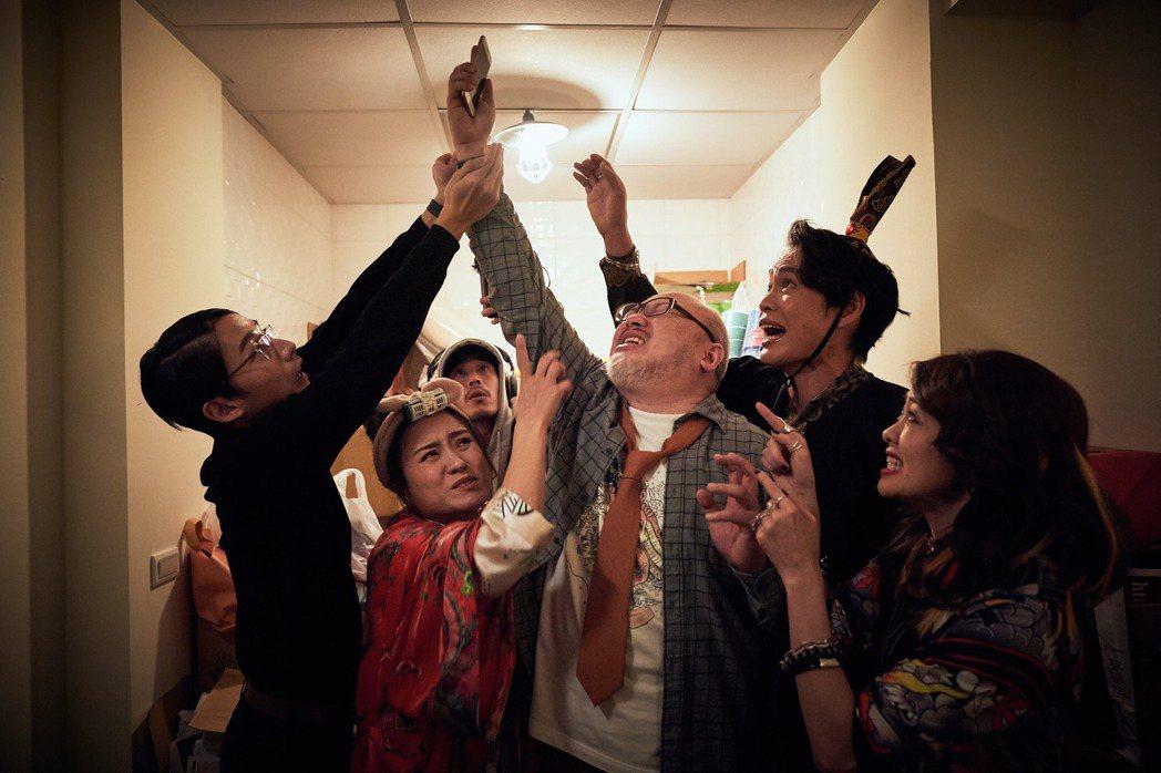 「陽光電台不打烊」將於桃園電影節世界首映。圖/桃園電影節提供