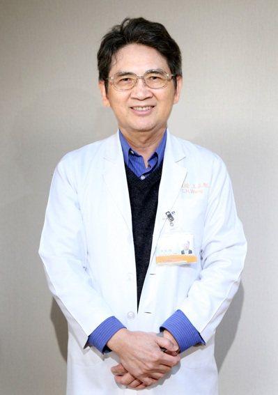 癌症希望基金會董事長王正旭。本報資料照片