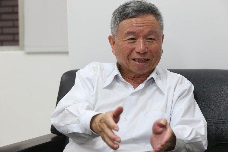 台灣病友聯盟理事長、前衛生署長楊志良。 圖/聯合報系資料照片