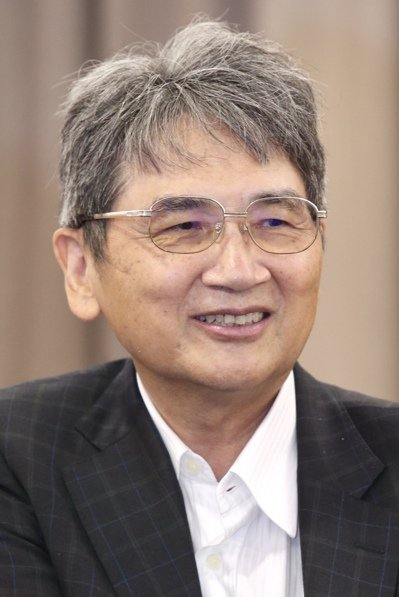 癌症希望基金會董事長王正旭 攝影/林俊良