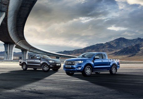 Ford Ranger 21年式全新到港 超低頭款輕鬆入主