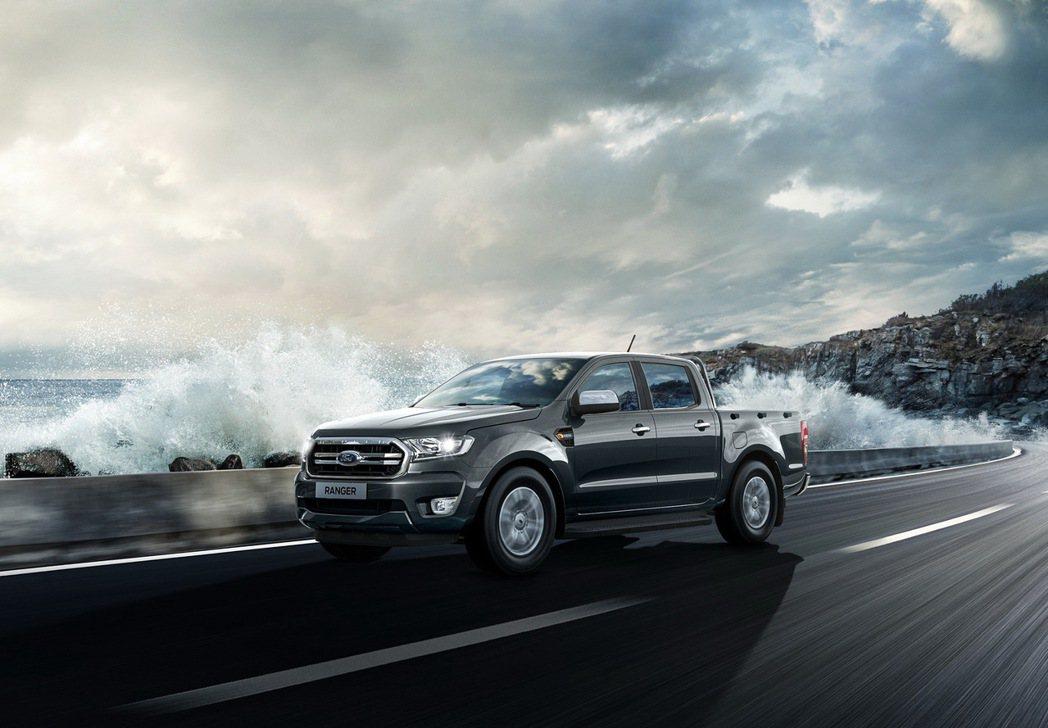 21年式New Ford Ranger全能型舊換新優惠價114.8萬,為兼顧工作...