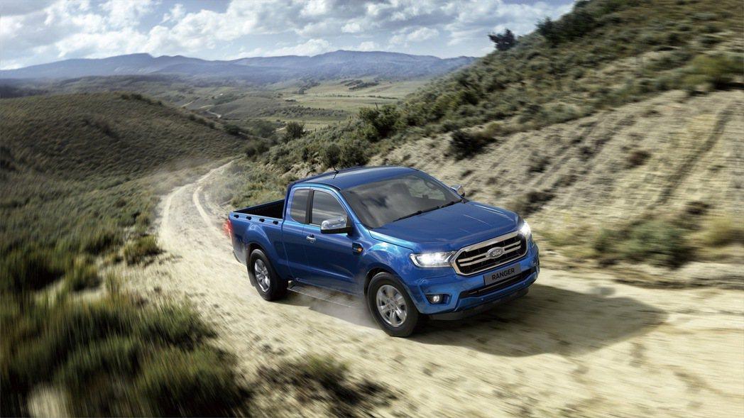21年式New Ford Ranger職人型舊換新優惠價99.8萬,持續為台灣皮...