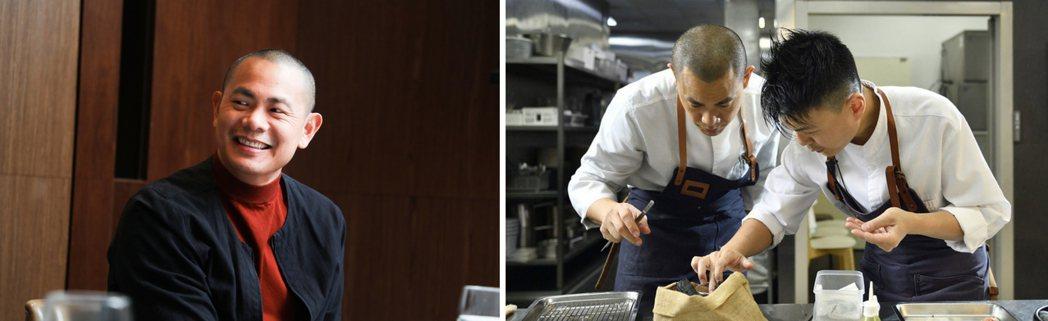 國際名廚江振誠領軍RAW專業團隊,推出限量500份「500趴限定套餐」。 圖/R...