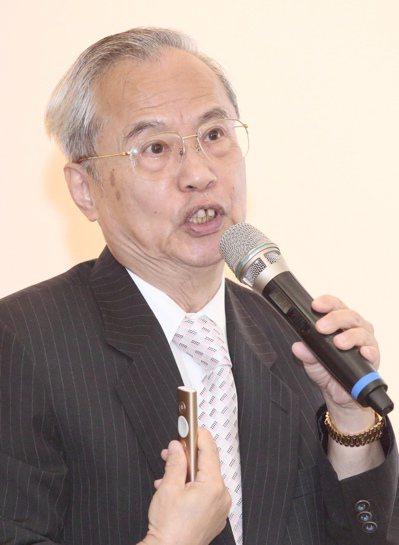 兒童癌症基金會董事長林東燦。 攝影/林俊良