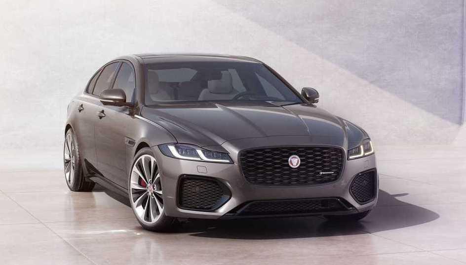 Jaguar XF以更洗鍊的外觀和科技化的內裝升級迎來新年式車型。 摘自Jagu...