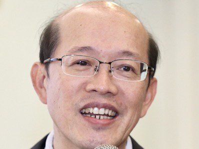 林口長庚醫院腫瘤科主任張文震 攝影/林俊良