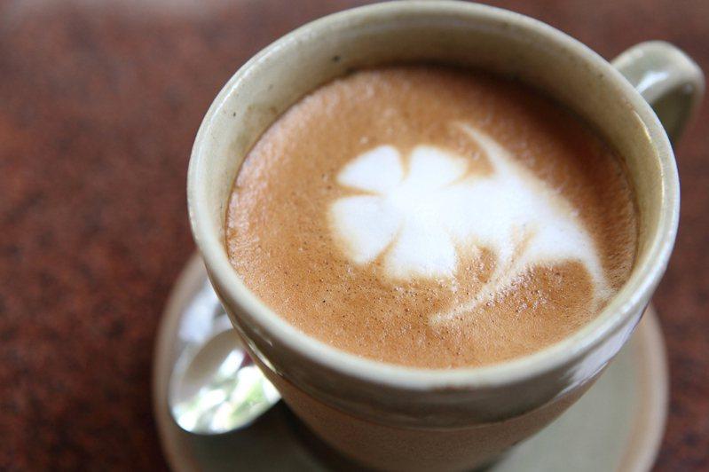 咖啡示意圖。 圖/ingimage