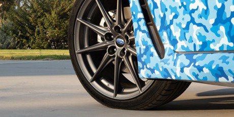第二代Subaru BRZ官方實車曝光 預計今年秋季發表!
