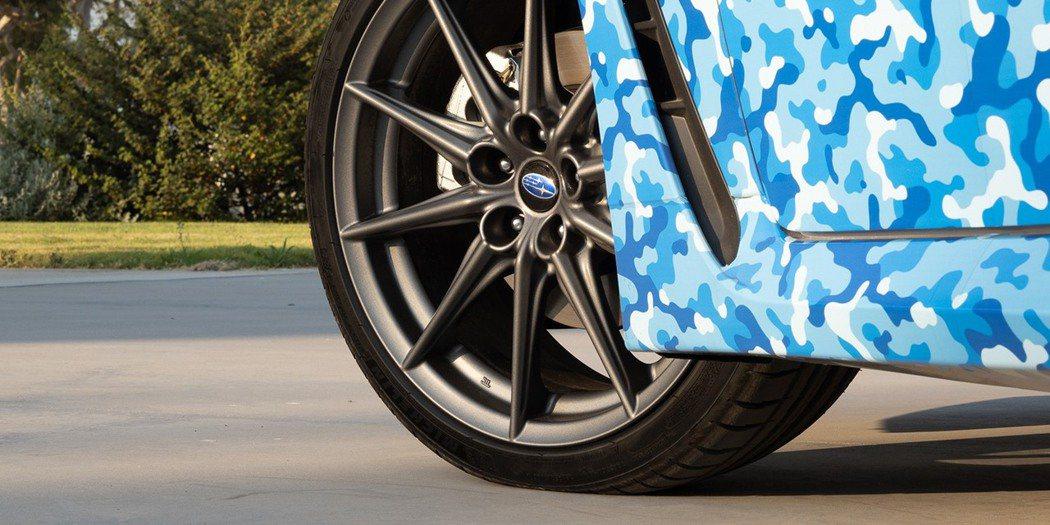 Subaru原廠釋出新一代BRZ的預告圖片。 摘自Subaru