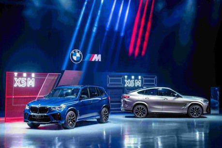 熱血老爸的強悍休旅 全新BMW X5 M售價688萬