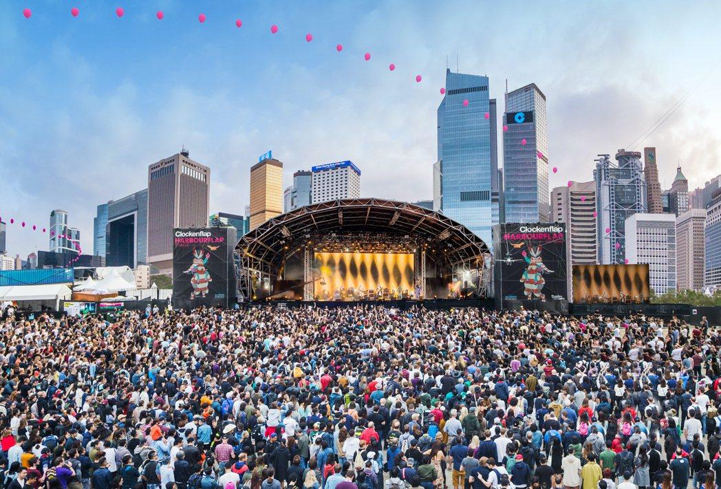 誰也沒想到在2020年、出國參加音樂祭會變成一件遙不可及的事情,圖為香港的Clo...