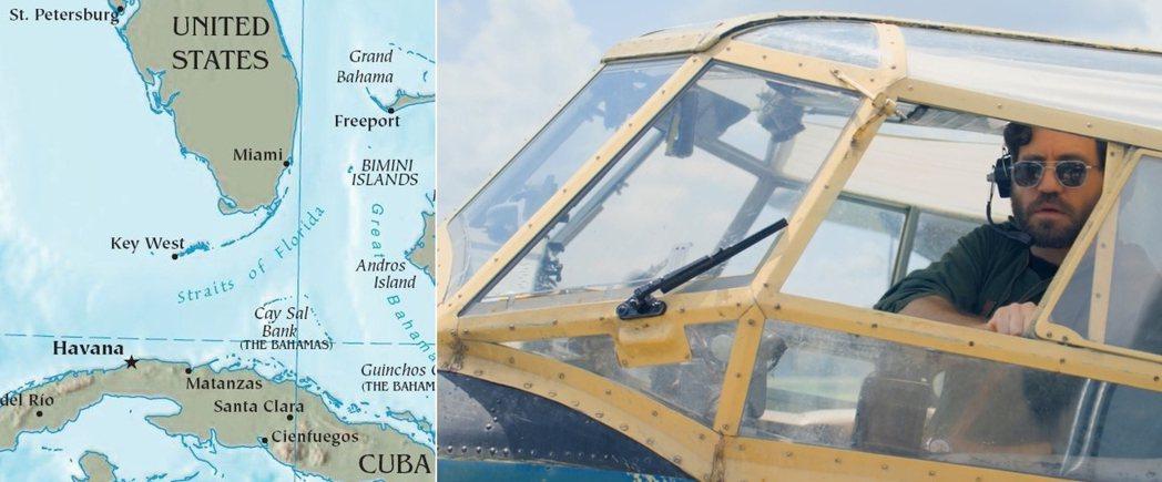 有古巴與美國雙重國籍的飛行員雷吶(René González)在1990年駕機現...