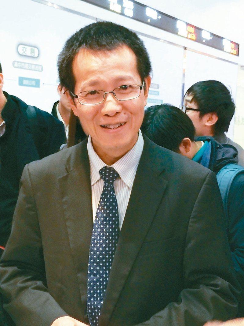 矽力董事長陳偉 。報系資料照