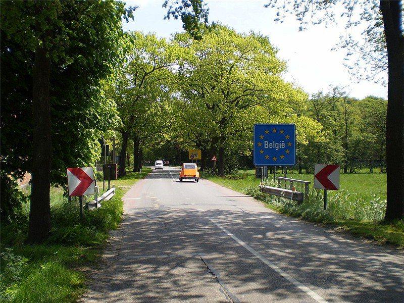 在歐洲可以輕易跨越國境 比利時到了!  / 來源: wikipedia