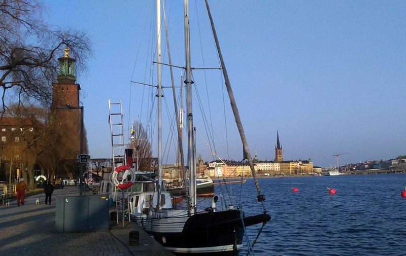 瑞典人愛搭郵輪旅行,也喜歡擁有自己的小船。