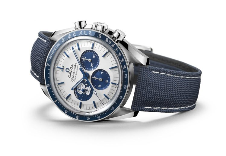 OMEGA,Speedmaster「Snoopy Award」計時碼表,精鋼,自...