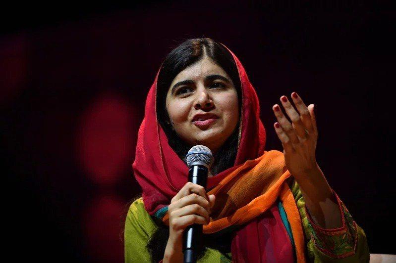 馬拉拉(Malala Yousafzai)是2014年諾貝爾和平獎得主,也是諾貝爾獎有史以來最年輕的得主。 歐新社