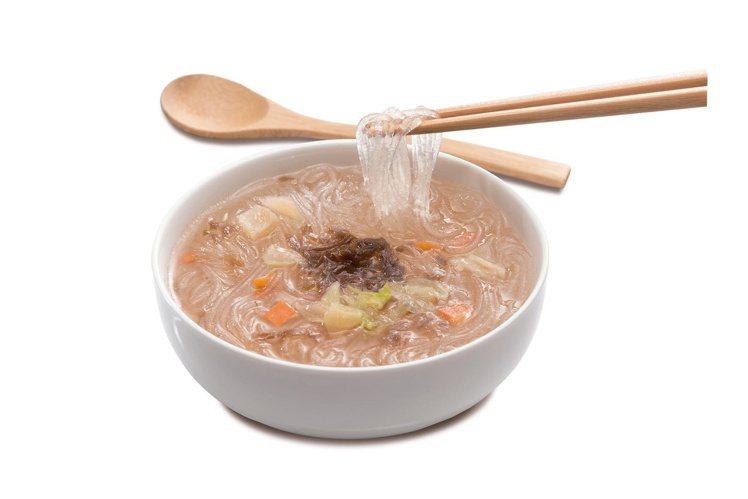 春雨坊「冬菜冬粉」。圖/龍口食品提供