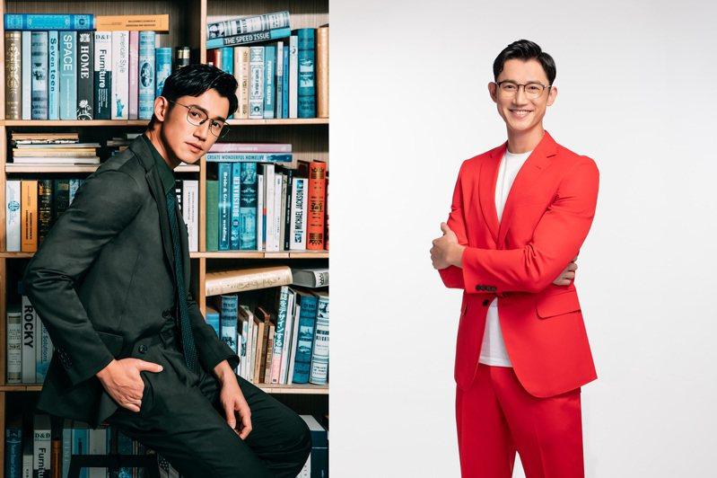 小林眼鏡繼與畢書盡Bii合作後,找來金鐘視帝吳慷仁出任年度代言人,以專業形象詮釋品牌的精神。圖/小林眼鏡提供