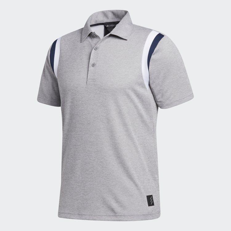 adidas Golf adicross男短袖Polo衫2,690元。圖/adi...