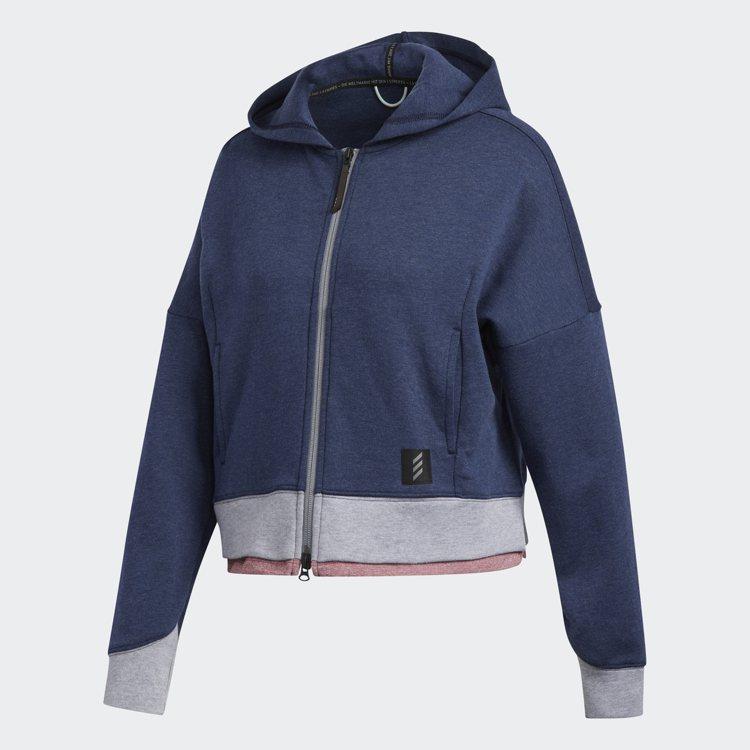 adidas Golf adicross女裝連帽外套2,690元。圖/adida...