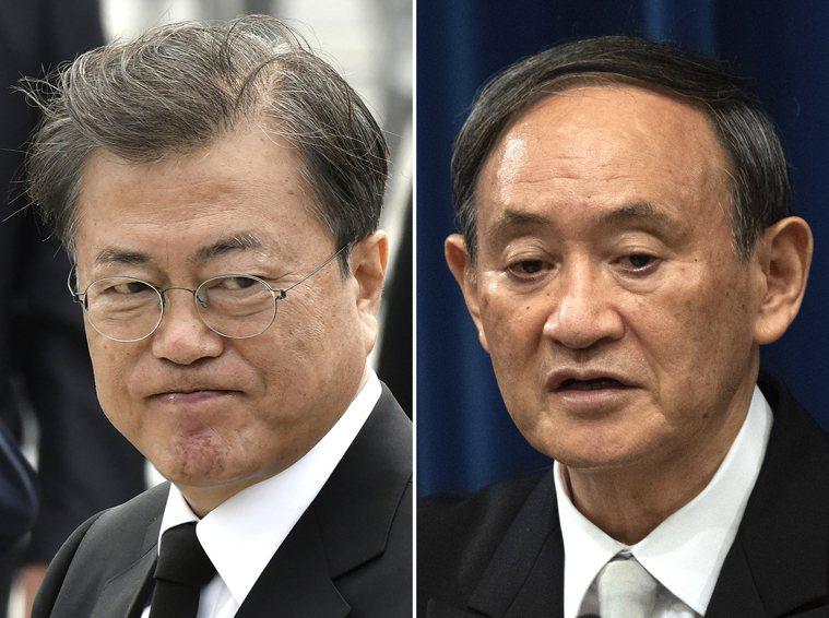 日韓領袖在9月24日通話時已就恢復雙方之間的商務旅行達成一致共識。美聯社