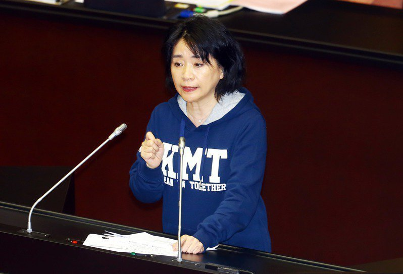 已經被國民黨內定為修憲委員會召集委員的李貴敏表示,國民黨若要提出黨版,一定要經得起辯論的考驗,不是只聽幾個人的意見。圖/聯合報系資料照片