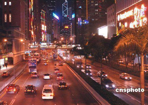 有調查指出,香港民眾近日對香港作為「宜居」城市的評分創下自2017有史以來新低。(圖/取自中新網)