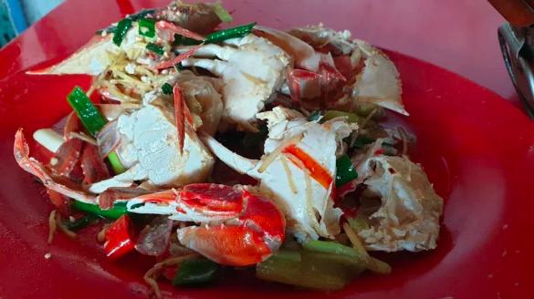 又到了秋蟹的季節,中醫師提醒,不是所有人都適合大啖螃蟹。圖/本報資料照片