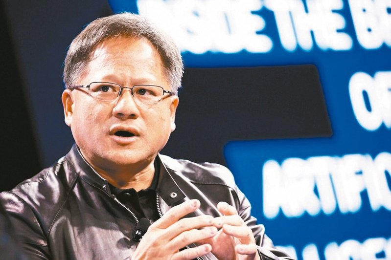 輝達創辦人暨執行長黃仁勳宣布,在英國打造一部要價4,000萬英鎊(約新台幣15億元)的超級電腦「劍橋一號」,震撼業界。(本報系資料庫)