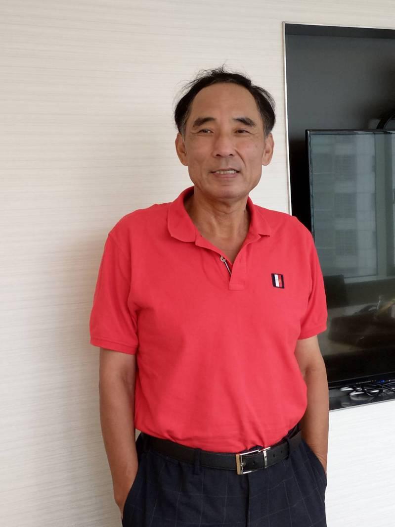 「台灣DRAM教父」高啟全     記者鐘惠玲╱攝影
