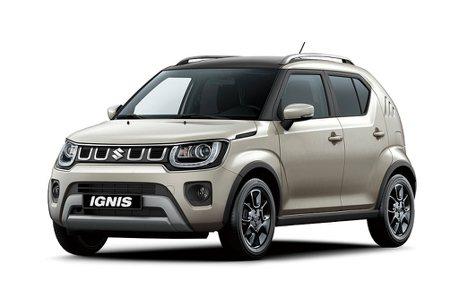 Suzuki輕油電複合動力小車!小改款Ignis預告10月21日在台發表