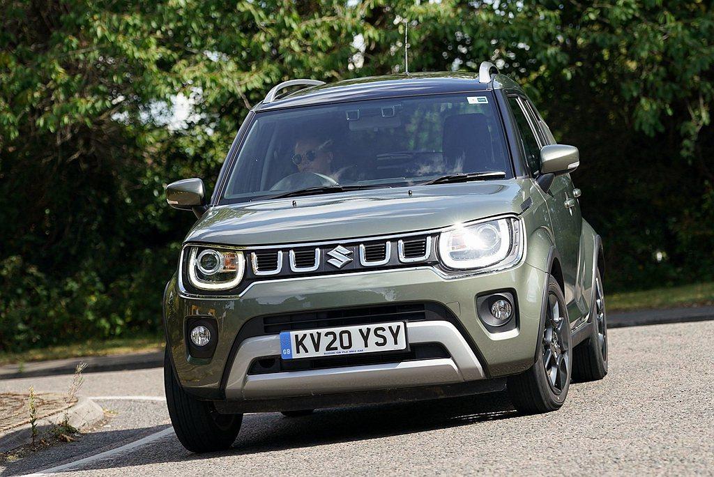 小改款Ignis將搭載Suzuki創新Hybrid輕油電科技、DCBS煞車輔助系...